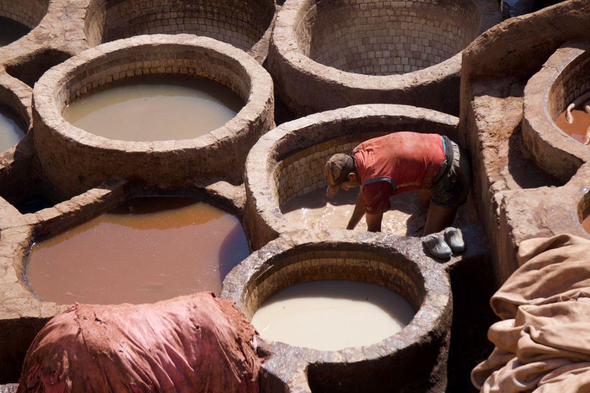 Medina Love Inside of Fes, Morocco – 2019