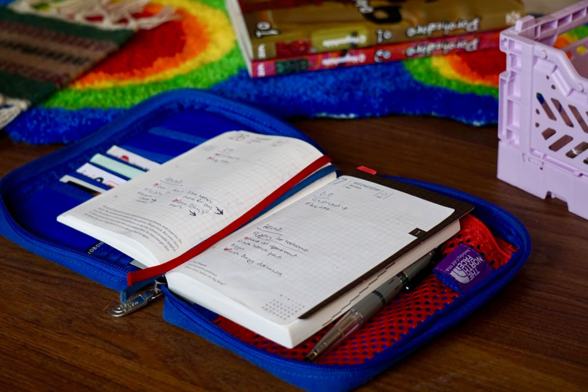 Trying My Best to Keep My Life Organized – A Guide feat. the Hobonichi Techo 2021