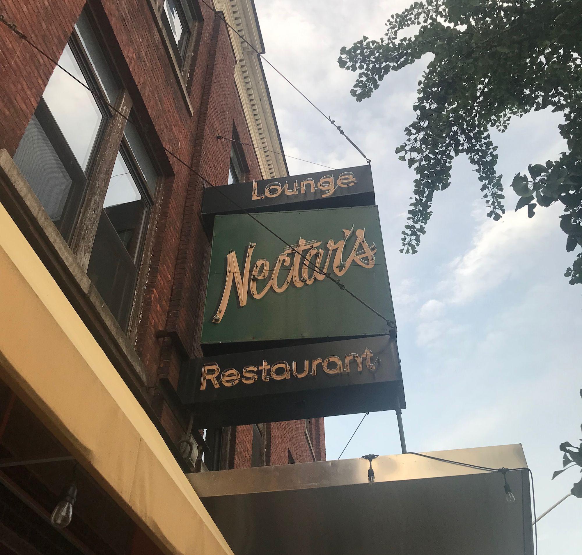 Nectar's in Vermont